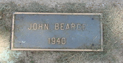 John Bearce