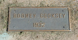 Rodney Cooksey