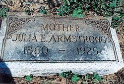 Julia Etta <i>Ball</i> Armstrong
