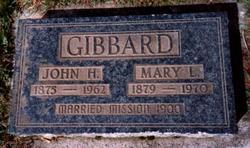 John Henry Gibbard