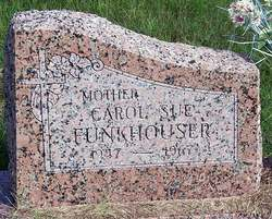 Carol Sue <i>Van Deventer</i> Funkhouser