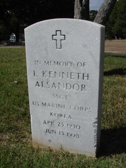 L Kenneth Alsandor