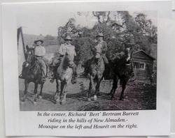 Richard Bertram Bert Barrett