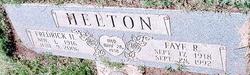 Fred Harvey Helton
