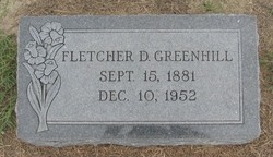 Fletcher D. Greenhill
