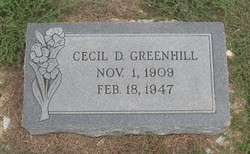 Cecil D. Greenhill
