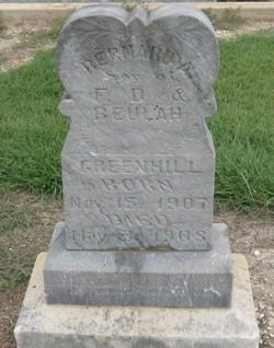 Bernard A. Greenhill
