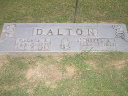 Hazel Allene <i>Petty</i> Dalton