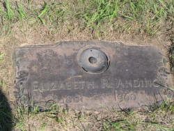 Elizabeth Rachel <i>Baldry</i> Osgodde