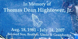 Thomas Dean Hightower, Jr