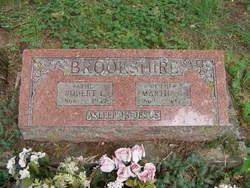 Martha Elizabeth <i>Fore</i> Brookshire