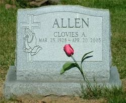 Clovies Allen