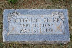 Betty Lou Clump