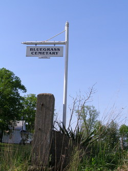Bluegrass Cemetery