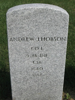 Andrew J. Hobson