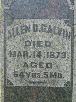 Allen D. Galvin