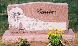 Gary Dane Carrier