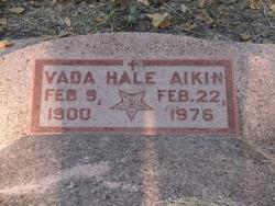 Vada <i>Hale</i> Aiken