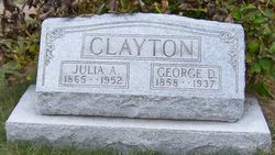 Julia Alice <i>Stahl</i> Clayton