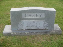 Alexander F. Alec Casey