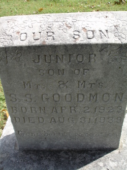 Santford Spurgeon Junior Goodmon