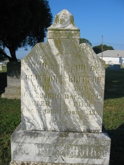 Annie Ruth <i>McBride</i> Britton