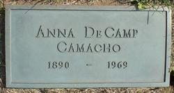 Anna <i>DeCamp</i> Camacho