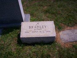Anna M L Bradley
