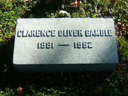Clarence Oliver Gamble