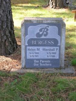 Marshall P. Burgess
