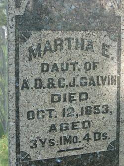 Martha E. Galvin