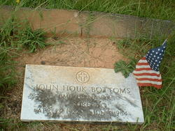 John Houk Bottoms
