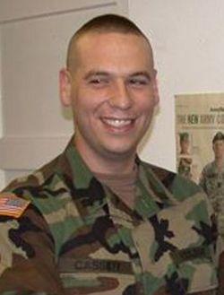 Sgt Gerald Joseph Cassidy, II