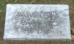 Hal DeWitt Beman