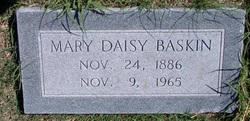 Mary Daisy Baskin