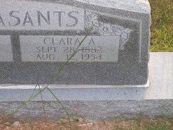 Clara A. <i>Sydow</i> Pleasants