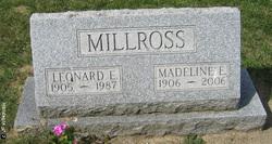 Madeline E. <i>Shackleton</i> Millross