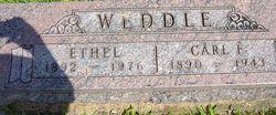 Carl F. Weddle