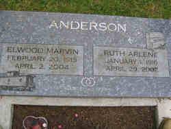 Ruth Arlene Anderson