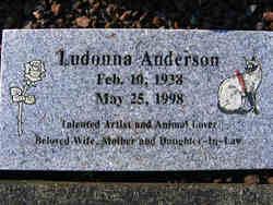 Ludonna <i>Peek</i> Anderson