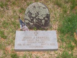 Lieut John Jones Stargel