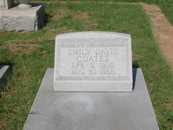 Emily Fairfax <i>Davis</i> Coates