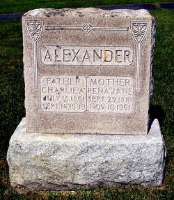 Charles A. Alexander