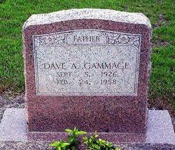 Dave Arlon Gammage