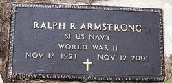 Ralph R Armstrong