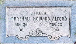 Marshall Howard Alford