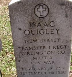 Isaac Quigley