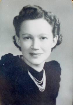 Evelyn Hope <i>Perry</i> Pedersen