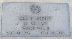 Dee Taylor Bodily
