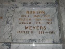 Hartley U. Meyers